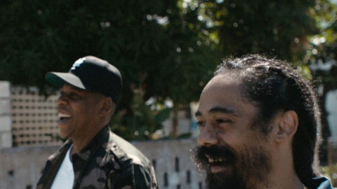 Jay z video izzo hova jay z bam feat damian marley malvernweather Choice Image