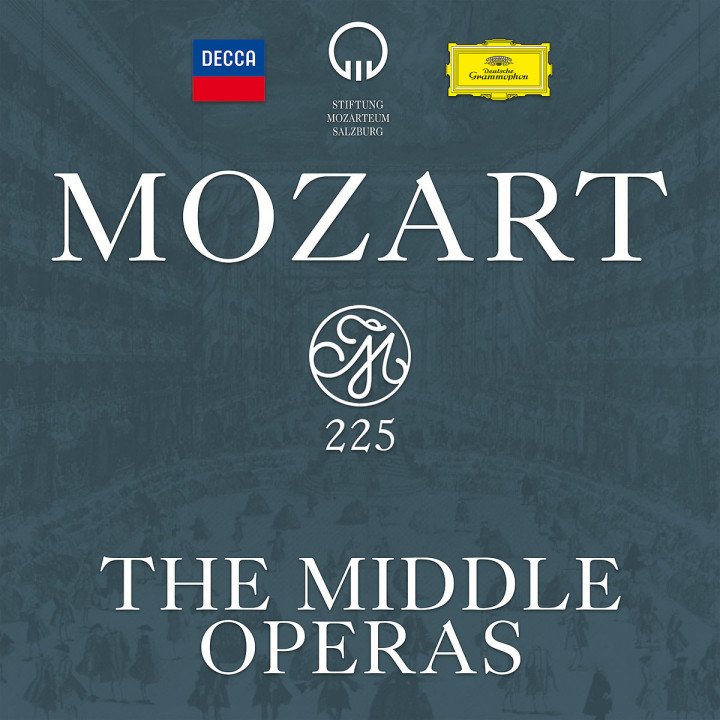 Mozart 225 - The Middle Operas