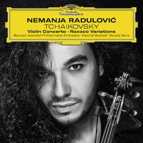 Nemanja Radulovic, Tchaikovsky: Variations On A Rococo Theme, Op.33, TH.57, Var. V. Allegro moderato (Arr. By Yvan Cassar), 00028947982135