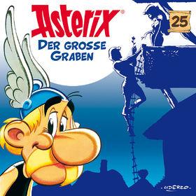 Asterix, 25: Der große Graben, 00602557101430