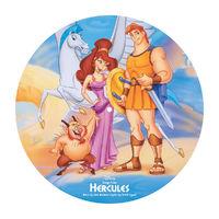 Disney Picture Vinyl, Songs from Hercules, 00050087363642