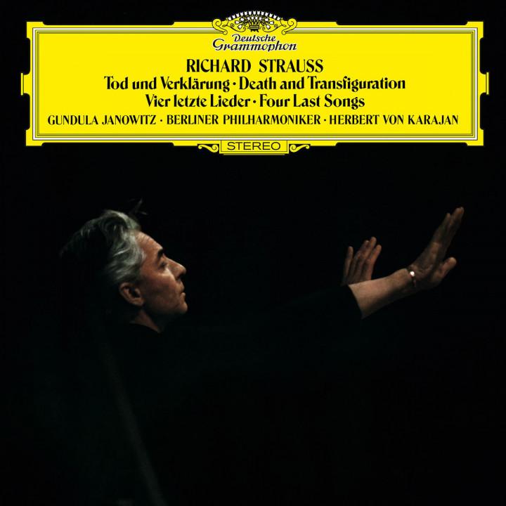 R. Strauss: Tod und Verklärung Op.24, TrV 158; Vier letzte Lieder, TrV 296