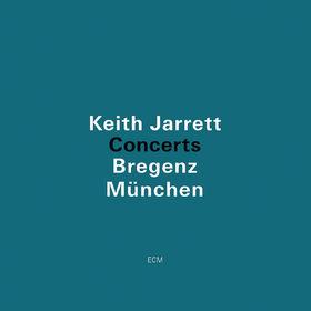 Keith Jarrett, Concerts (Bregenz, München), 00602537563609