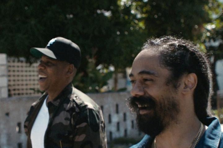 """Jay-Z und Damian Marley """"Bam"""""""