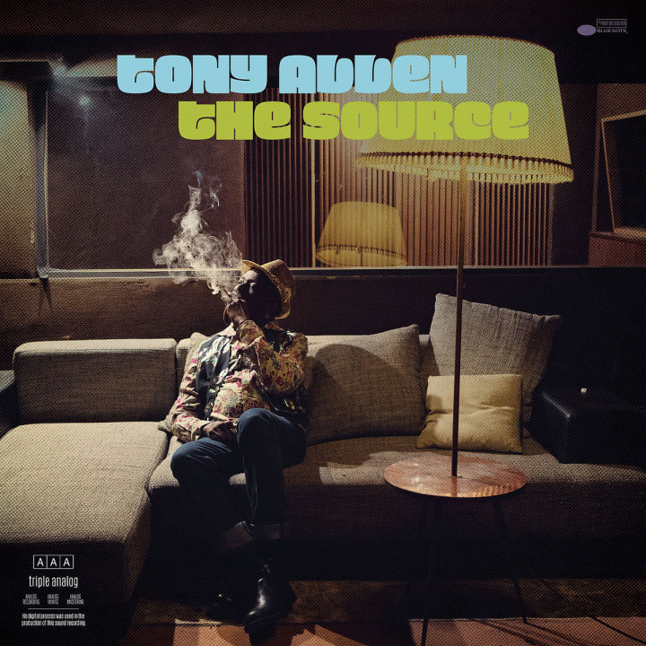 The Source (LP)