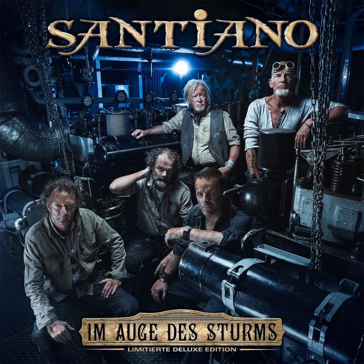 Im Auge des Sturms (Limitierte Deluxe Edition)
