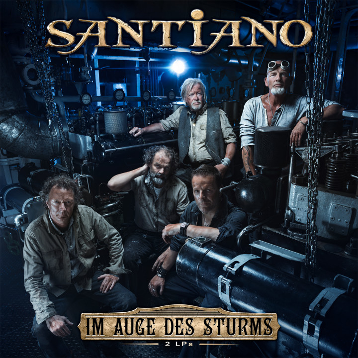 Santiano Im Auge des Turms Vinyl