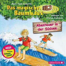Das magische Baumhaus, Abenteuer in der Südsee, 09783867423557