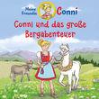 Conni, 52: Conni und das große Bergabenteuer, 00602557578607