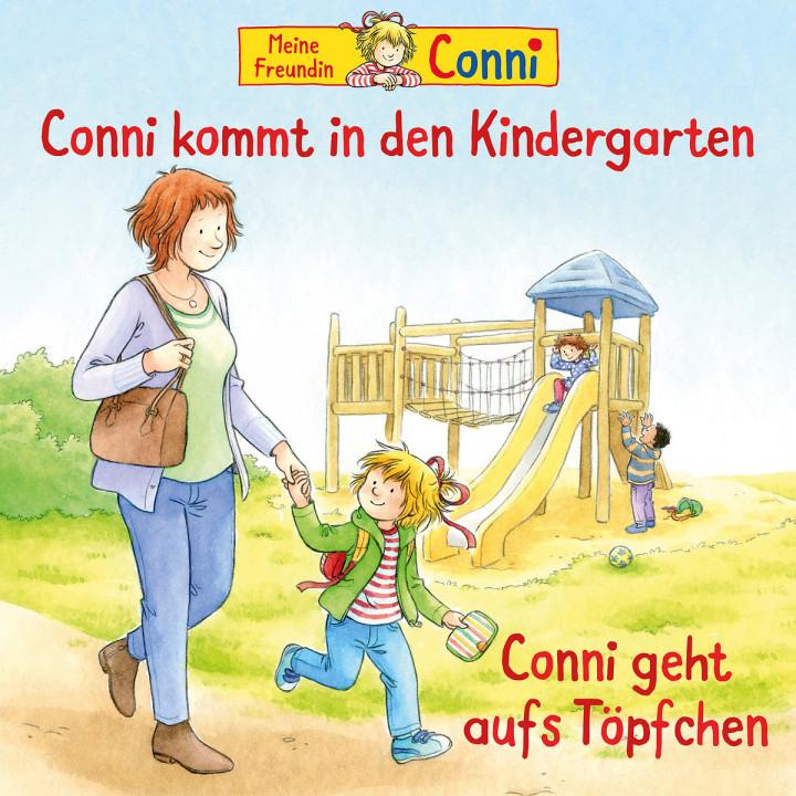 53: Conni kommt in d. Kindergarten (neu)/Töpfchen