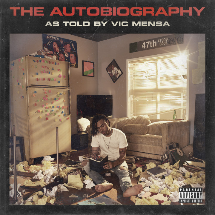 Cover Vic Mensa The Autobiography