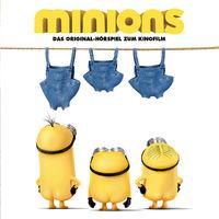 Minions, Minions (Das Original-Hörspiel zum Kinofilm), 00602557764321