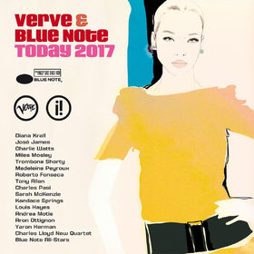 Various Artists, Verve & Blue Note Today 2017, 00600753794357