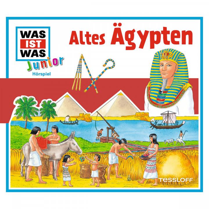 23: Altes Ägypten