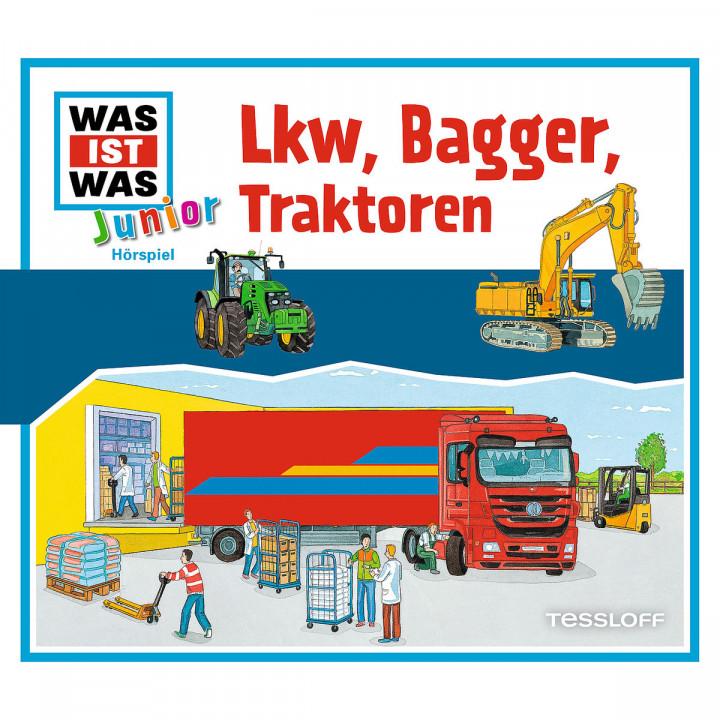 21: LKW, Bagger, Traktoren