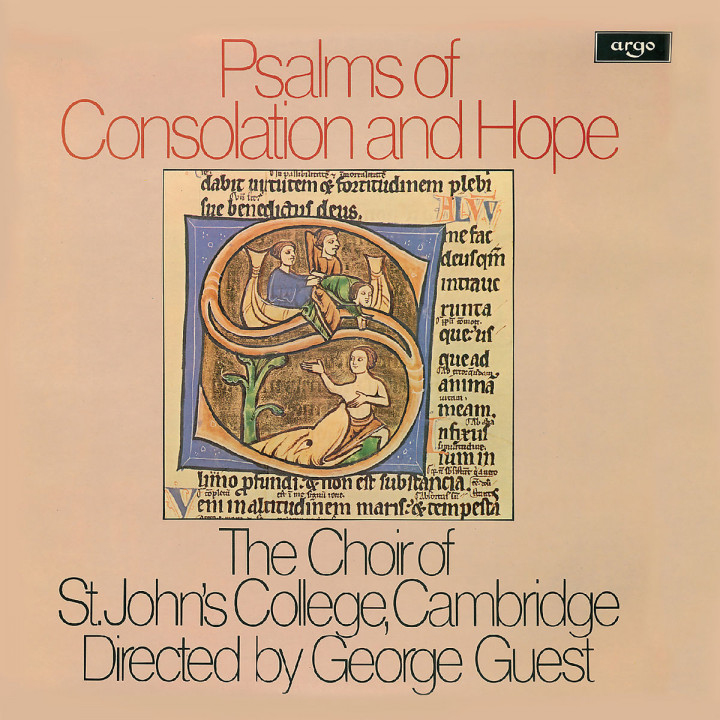 Psalms of Consolation and Hope