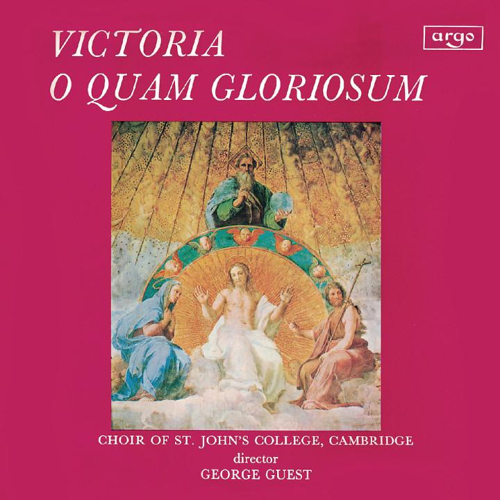 Victoria: O quam gloriosum est Regnum