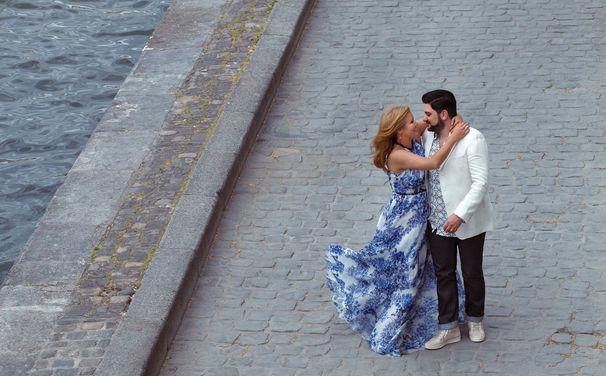 Anna Netrebko, Romantik zum Anfassen – Gewinnen Sie eine von Anna Netrebko signierte Romanza-CD