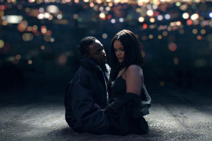 Kendrick Lamar Humble Cover Ausschnitt