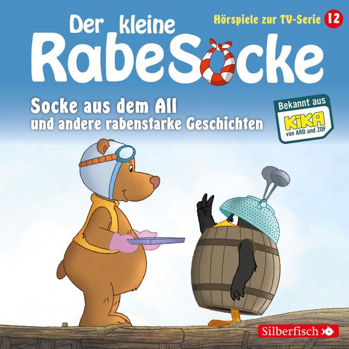 Socke aus dem All und andere rabenstarke Gesch.