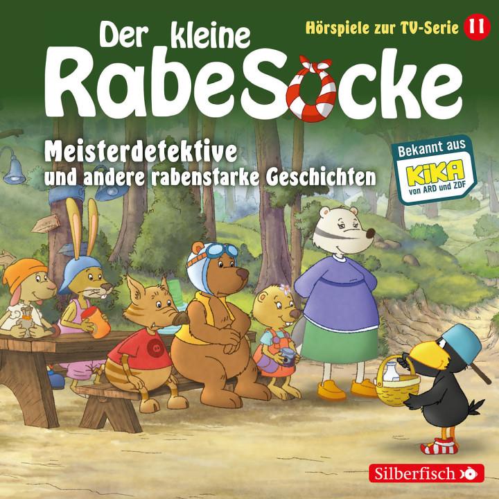 Meisterdetektive und andere rabenstarke Gesch.
