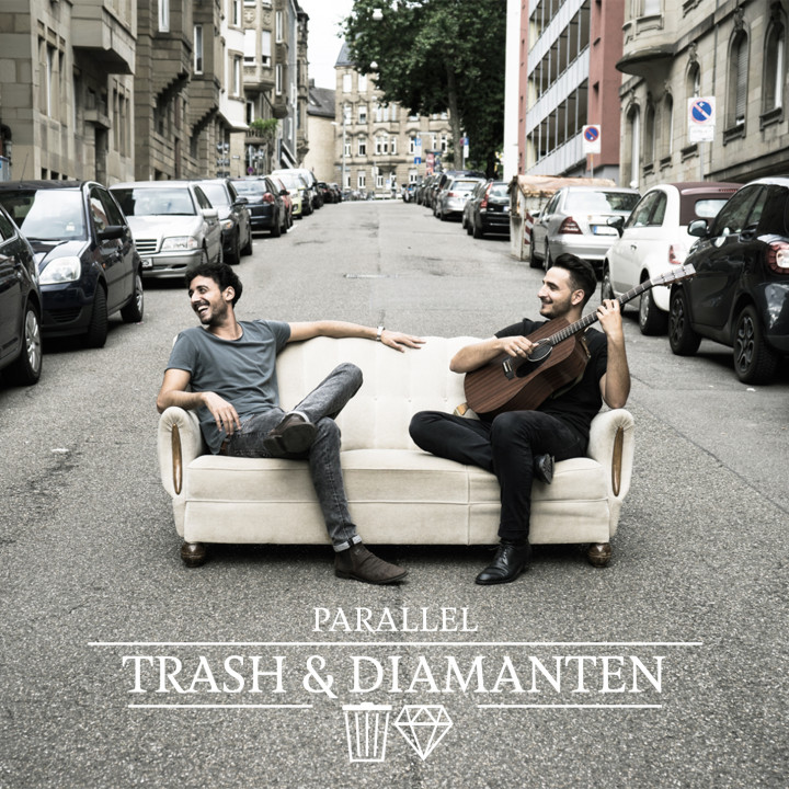 Parallel Trash und Diamanten Cover