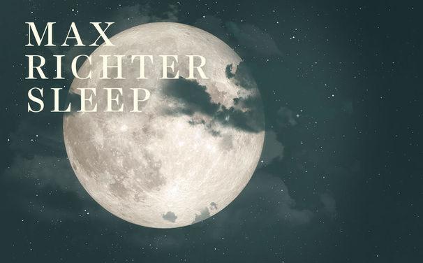 Max Richter, Traumstunde - In Zürich erwartet das Publikum eine ganze Sommernacht mit Musik von Max Richter