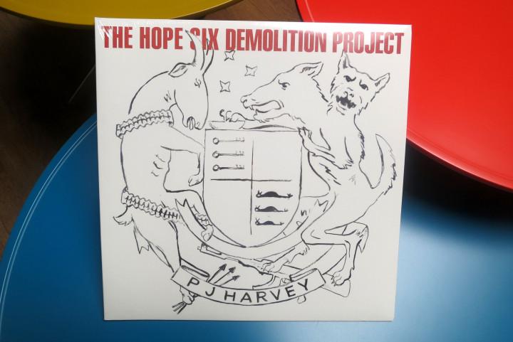 PJ Harvey GSP