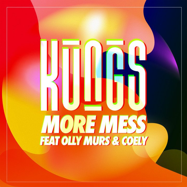 Kungs More Mess Cover