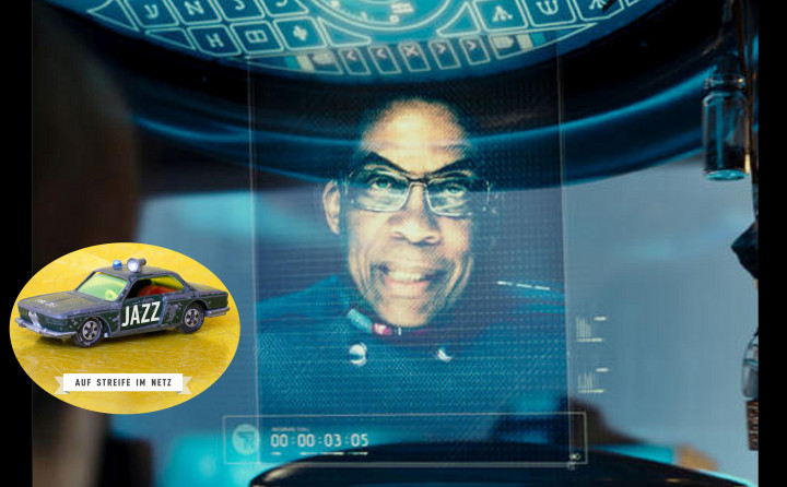 Herbie Hancock in Valerian