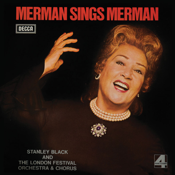 Merman Sings Merman