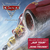 Cars, Cars 3: Evolution (Original Soundtrack Songs), 00050087375072