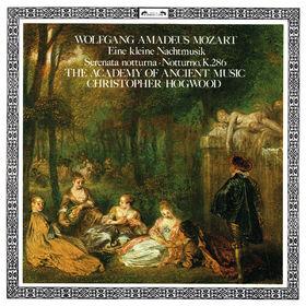 Christopher Hogwood, Mozart: Eine kleine Nachtmusik; Notturno; Serenata Notturna, 00028948320462