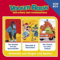 Volker Rosin, 3-CD Liederbox, Vol. 3, 00602557931570