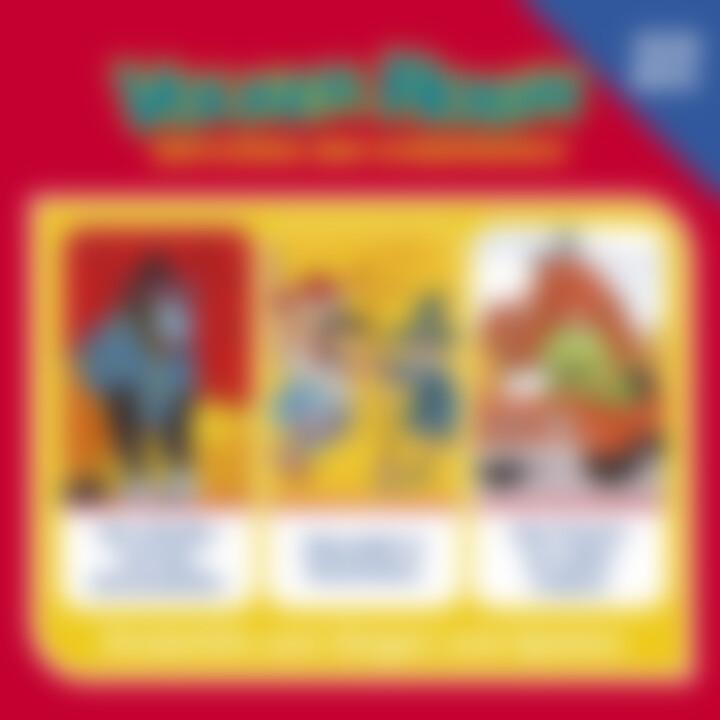 3-CD Liederbox, Vol. 3