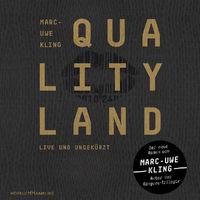 Marc-Uwe Kling, Marc-Uwe Kling: QualityLand