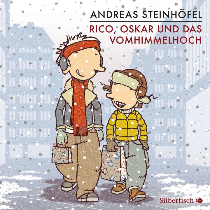 A. Steinhöfel: Rico, Oskar und das Vomhimmelhoch