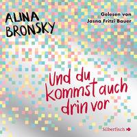 Various Artists, Alina Bronsky: Und du kommst auch drin vor, 09783867423489