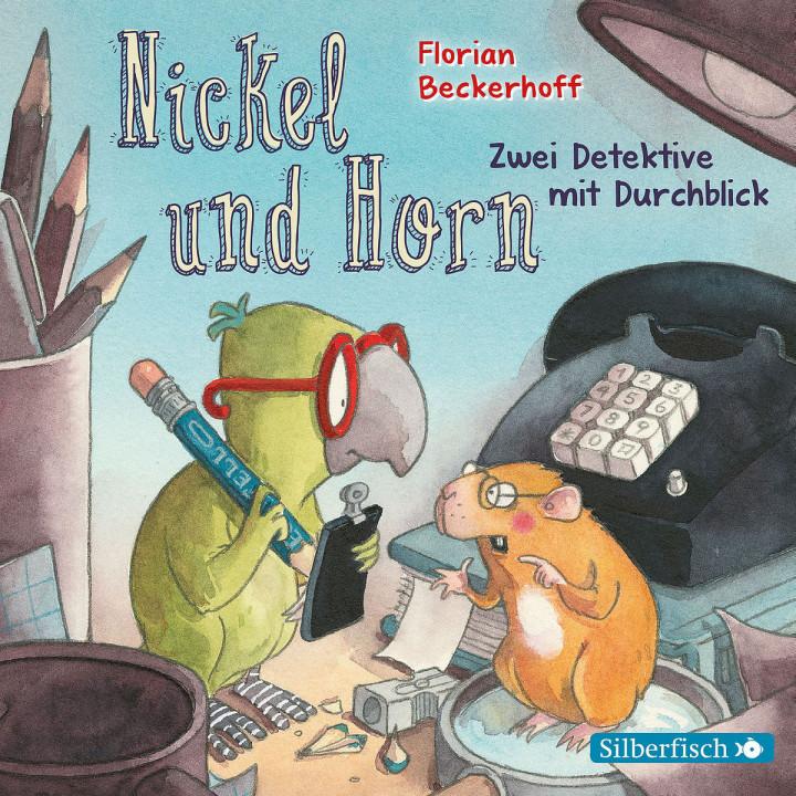 Florian Beckerhoff: Nickel & Horn