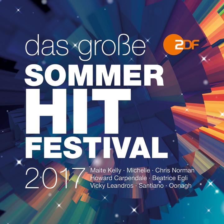 Das große Sommer-Hit-Festival 2017