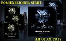 Folgenreich, Die Weisse Lilie – Folgenreicher Start am 01. September 2017