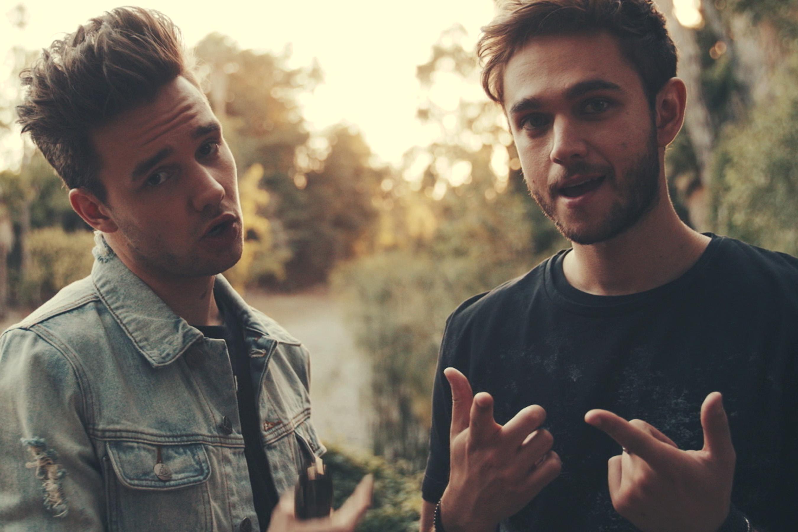 Zedd, Get Low feat. Liam Payne (Tour Video)