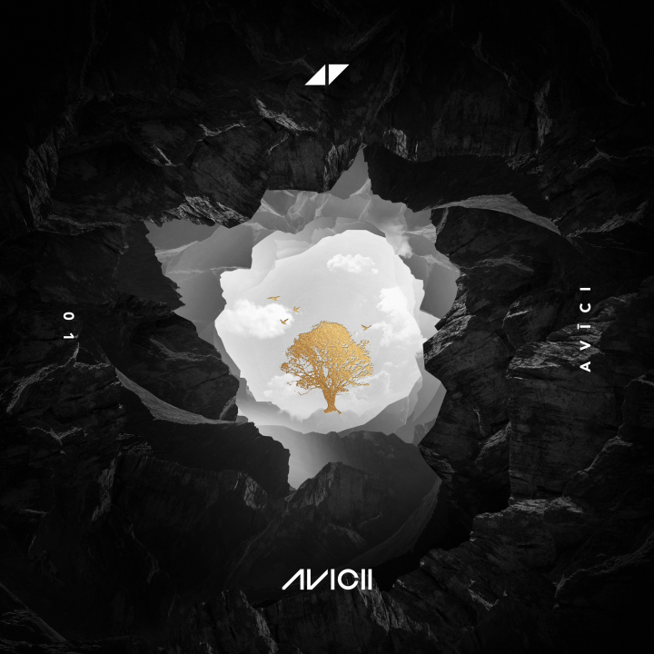 Avicii EP Cover 2017