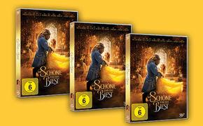 Die Schöne und das Biest, Sei ihr Gast! Die Realverfilmung von Die Schöne und das Biest erscheint auf DVD und Blu-Ray ...