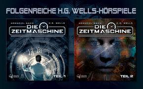 Folgenreich, Folgenreiche H.G. Wells-Hörspielreihe von Oliver Döring