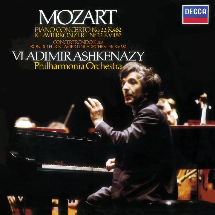 Mozart: Piano Concerto No. 22; Rondo, K.382