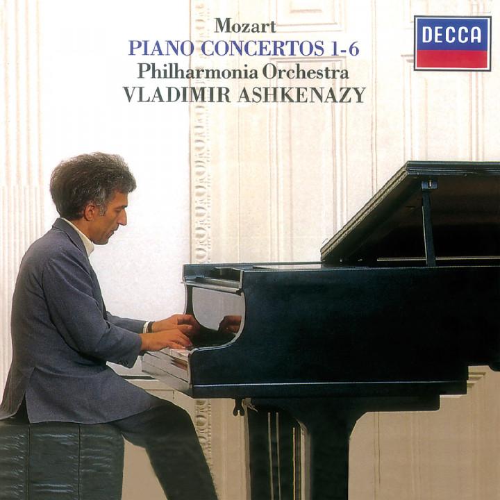 Mozart: Piano Concertos Nos. 1-6