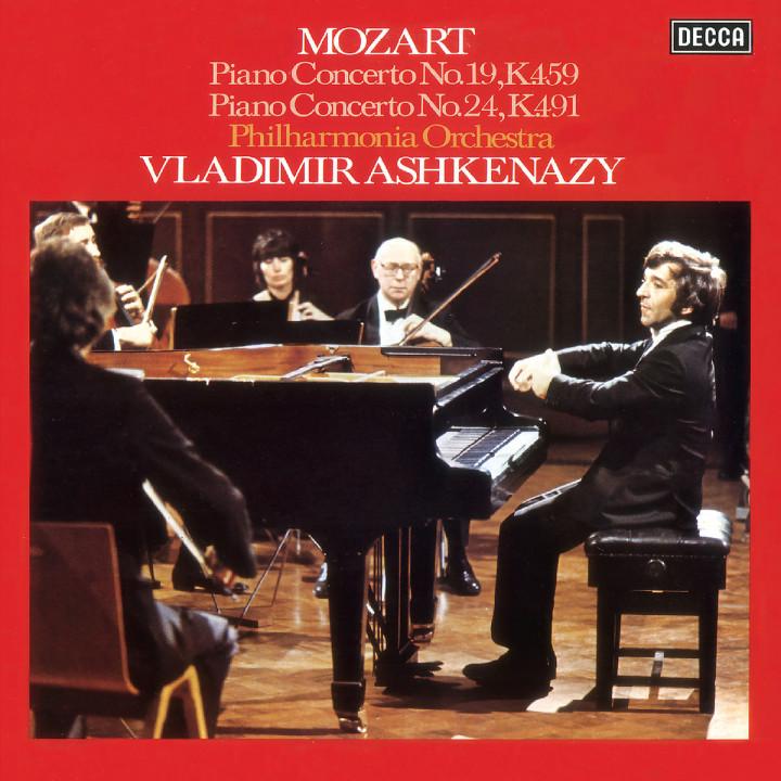Mozart: Piano Concertos Nos. 19 & 24