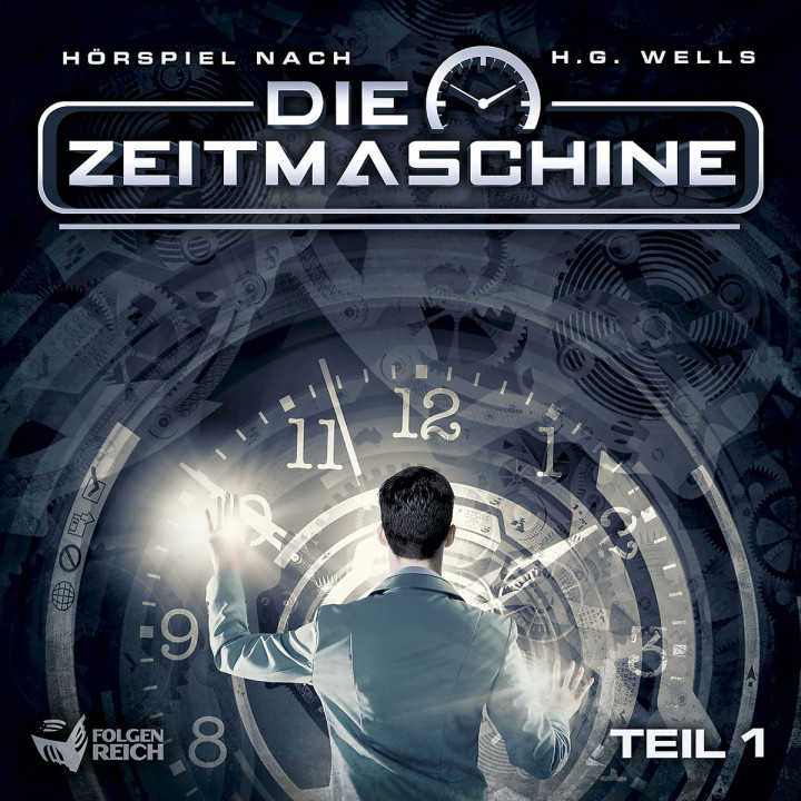 Die Zeitmaschine - Teil 1