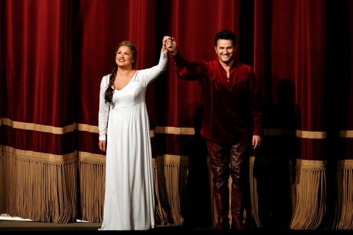 Anna Netrebko, Piotr Beczala
